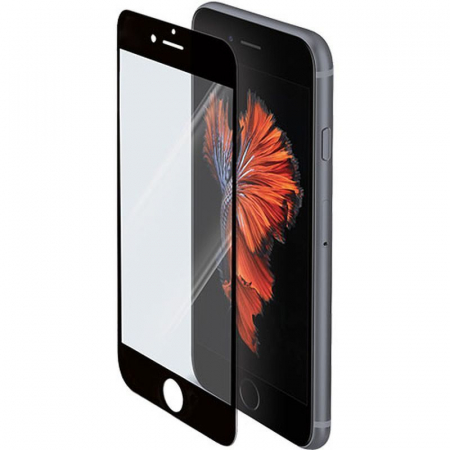 Sticla Securizata Full screen Iphone 6 6S - negru0