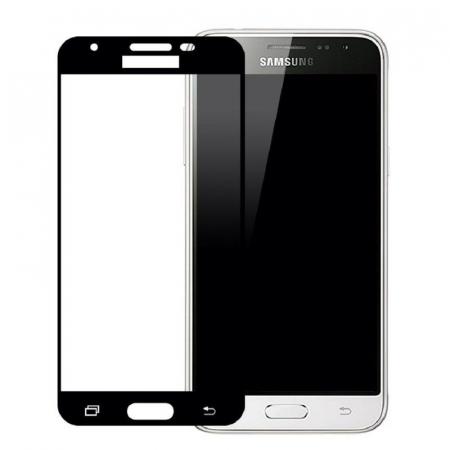 Sticla Securizata Full Screen Samsung Galaxy J3 2017 - negru0