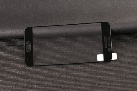 Sticla Securizata Full Screen Samsung Galaxy J3 2017 - negru2