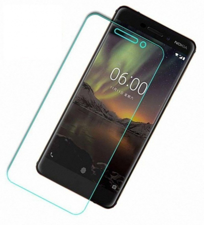 Folie Sticla Securizata Tempered Glass  Nokia 6 (2018) / Nokia 6.1 0