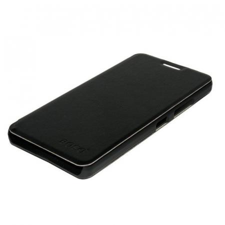 Husa Lenovo A1000 Boso din piele eco - negru0