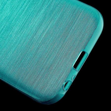 Husa Brushed Inner TPU Samsung Galaxy A3 2017 (A320) - albastru3