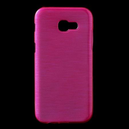 Husa Samsung Galaxy A5 2017 (A520F) Brushed Inner TPU - roz0