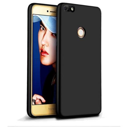 Husa Color Soft Cover Huawei P9 Lite Mini (2017) - negru0