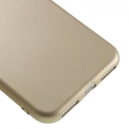 Husa Iphone 7 Color Soft TPU Cover - gold2