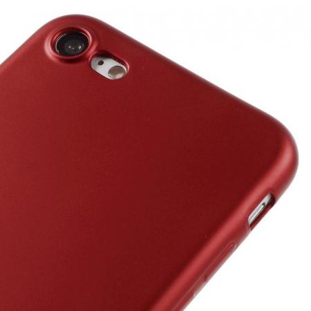 Husa Iphone 7 Color Soft TPU Cover - rosu3
