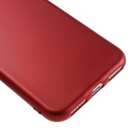 Husa Iphone 7 Color Soft TPU Cover - rosu2