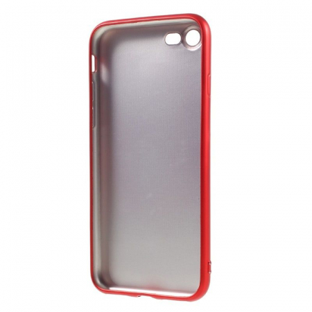 Husa Iphone 7 Color Soft TPU Cover - rosu4