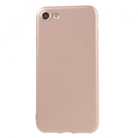 Husa Iphone 7 Color Soft TPU Cover - roz0