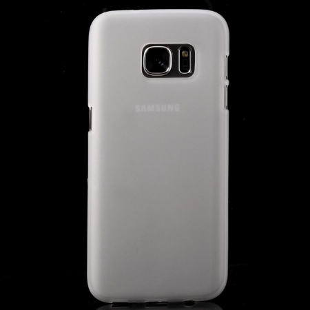 Husa Color Soft TPU Cover Samsung Galaxy S7 - alb3