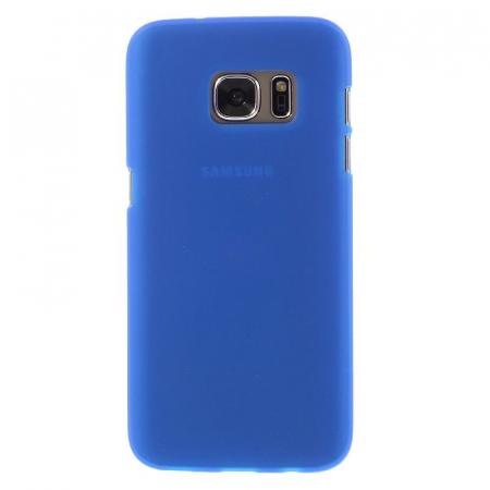 Husa Color Soft TPU Cover Samsung Galaxy S7 - albastra [2]