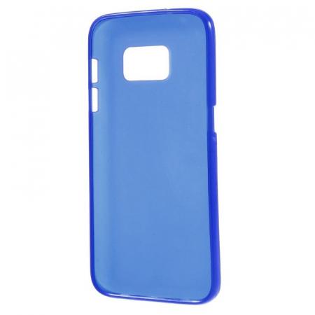 Husa Color Soft TPU Cover Samsung Galaxy S7 - albastra [4]