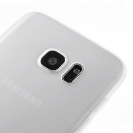 Husa Color Soft TPU Cover Samsung Galaxy S7 Edge - alb4
