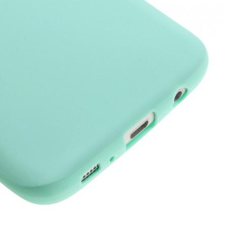 Husa Color Soft TPU Cover Samsung Galaxy S7 Edge - blue3