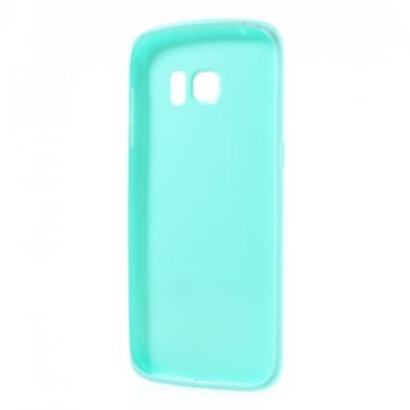 Husa Color Soft TPU Cover Samsung Galaxy S7 Edge - blue4