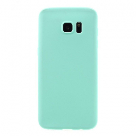 Husa Color Soft TPU Cover Samsung Galaxy S7 Edge - blue1