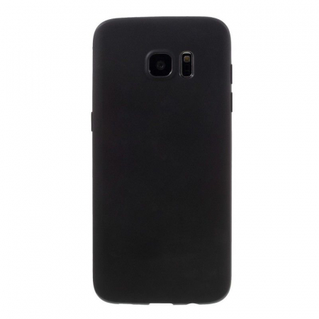 Husa Color Soft TPU Cover Samsung Galaxy S7 Edge - negru2