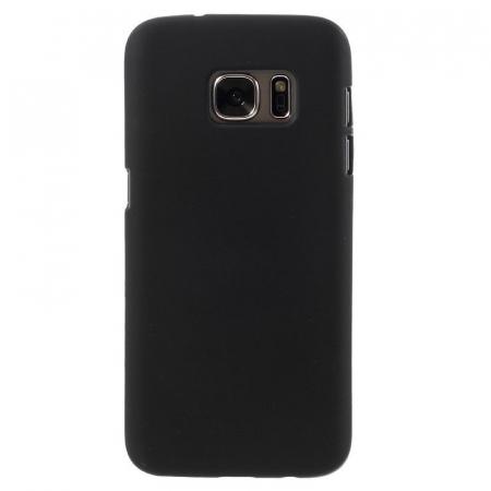 Husa Color Soft TPU Cover Samsung Galaxy S7 - negru1
