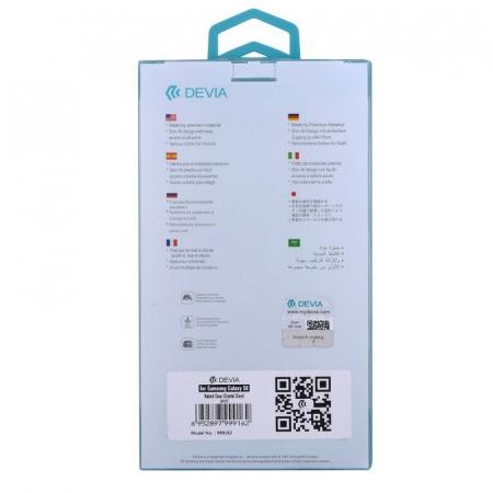 Husa Devia Ultra Thin Soft TPU Samsung Galaxy S8 - transparent8