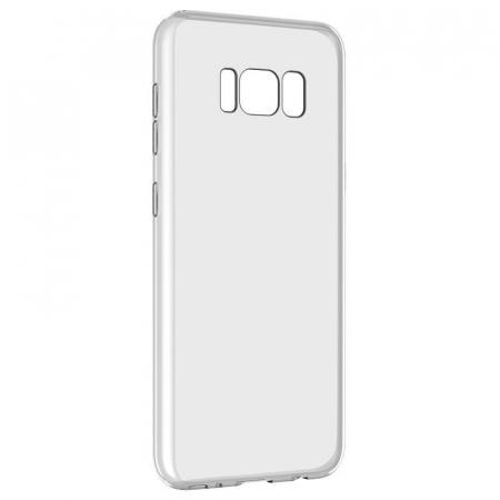 Husa Devia Ultra Thin Soft TPU Samsung Galaxy S8 - transparent0