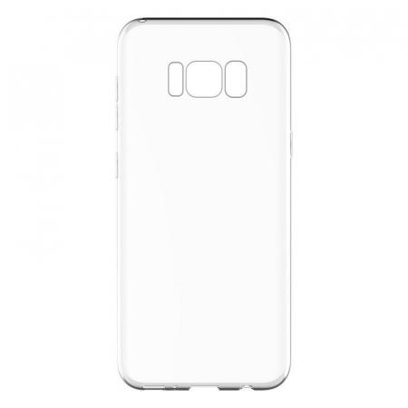 Husa Devia Ultra Thin Soft TPU Samsung Galaxy S8 - transparent3