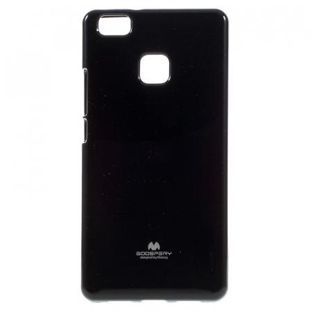 Husa Huawei P9 Lite Goospery Glitter Soft TPU - negru1