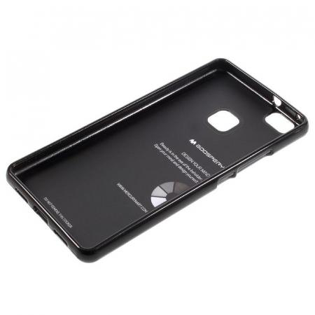 Husa Huawei P9 Lite Goospery Glitter Soft TPU - negru5