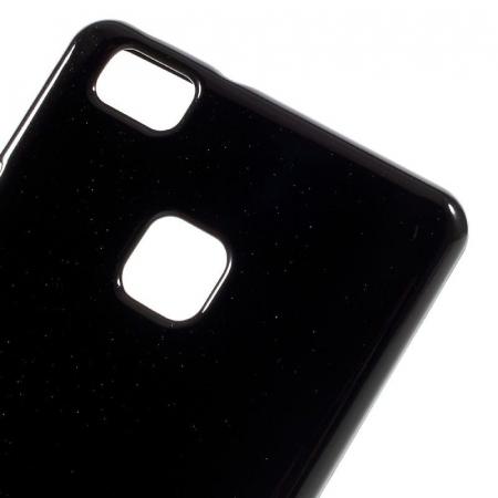 Husa Huawei P9 Lite Goospery Glitter Soft TPU - negru3