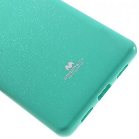 Husa Huawei P9 Lite Goospery Glitter Soft TPU - verde mint5