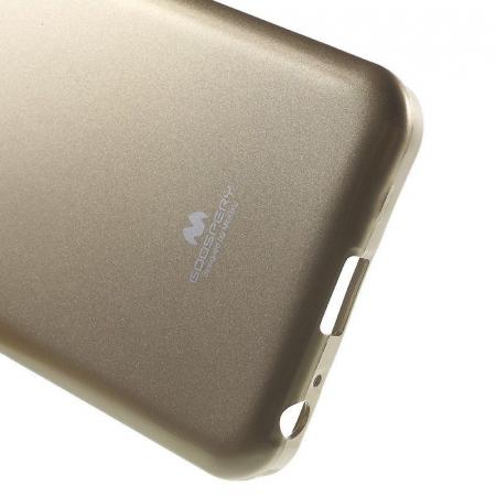 Husa Goospery Glitter Soft TPU LG Google Nexus 5X - gold2
