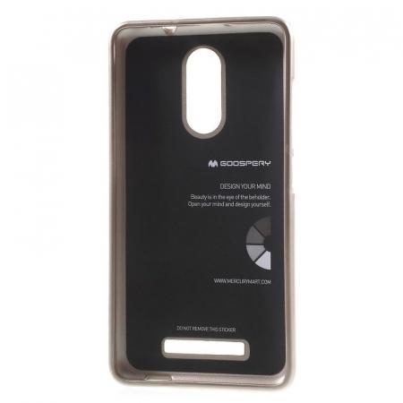Husa Goospery Glittery TPU Xiaomi Redmi Note 3 - gold [2]