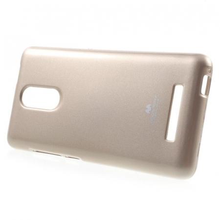 Husa Goospery Glittery TPU Xiaomi Redmi Note 3 - gold [3]