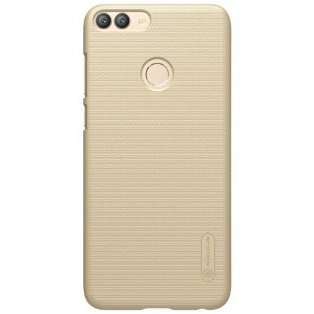 Husa  Huawei P Smart / Enjoy 7S Nillkin Frosted Shield - gold2