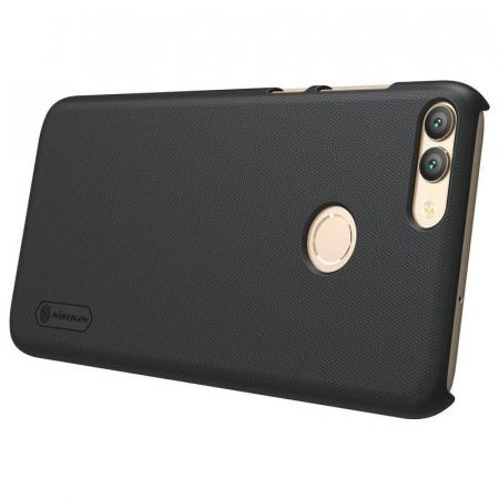 Husa  Huawei P Smart / Enjoy 7S Nillkin Frosted Shield - negru4
