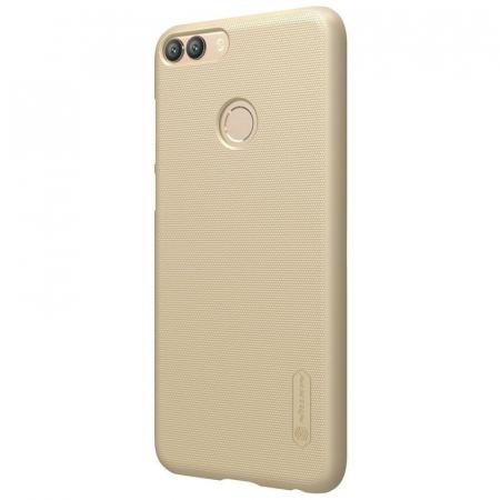 Husa  Huawei P Smart / Enjoy 7S Nillkin Frosted Shield - gold1