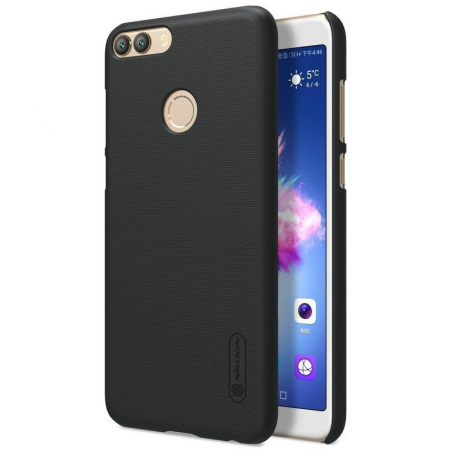 Husa  Huawei P Smart / Enjoy 7S Nillkin Frosted Shield - negru0