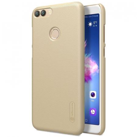 Husa  Huawei P Smart / Enjoy 7S Nillkin Frosted Shield - gold0
