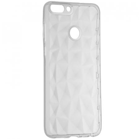 Husa Huawei P Smart / Enjoy 7S Prism Soft TPU - transparent 0