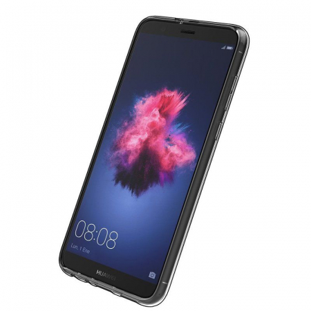 Husa Huawei P Smart / Enjoy 7S TPU Ultra Thin 0.5 mm  - transparent5