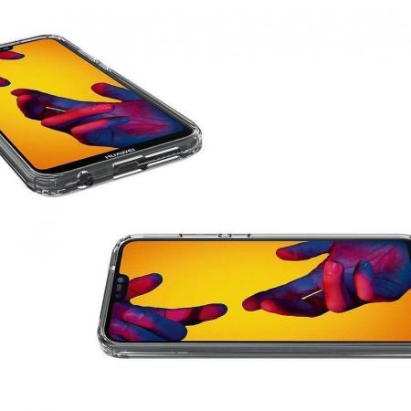 Husa Huawei P20 Lite Silicon TPU Ultra Thin 0.5 mm  - transparent5