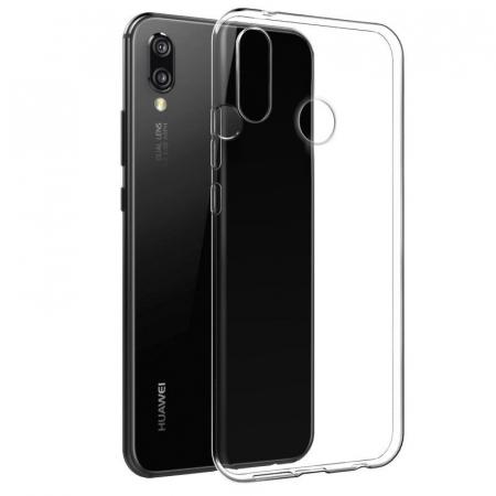 Husa Huawei P20 Lite Silicon TPU Ultra Thin 0.5 mm  - transparent0