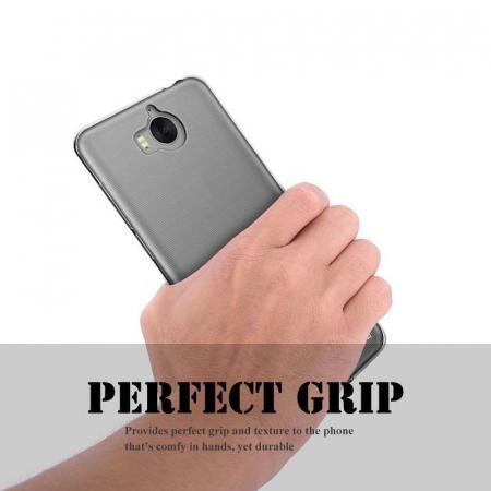 Husa Huawei Y6 2017 - TPU Ultra Thin - transparent6