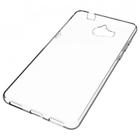 Husa Huawei Y6 2017 - TPU Ultra Thin - transparent3