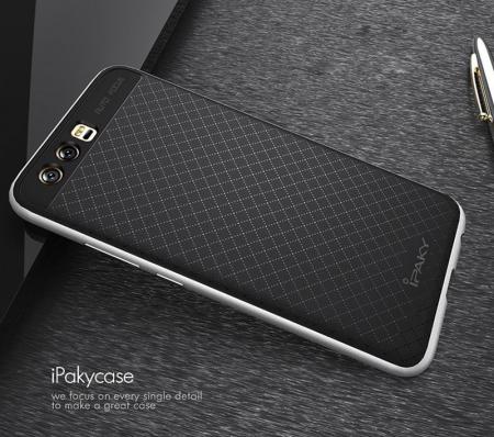 Husa  Huawei P10 Ipaky - argintiu6