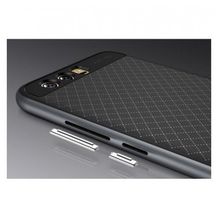 Husa  Huawei P10 Ipaky - argintiu3