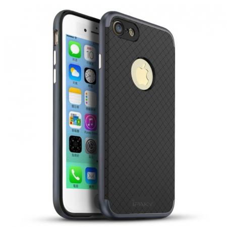 Husa  Iphone 7 Ipaky (4.7) - gri0