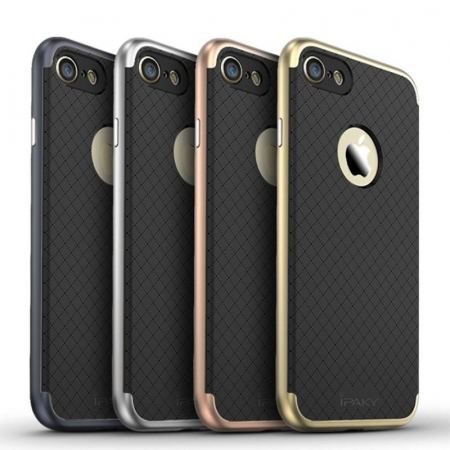 Husa  Iphone 7 Ipaky (4.7) - gri4