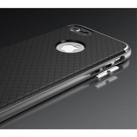 Husa  Iphone 7 Ipaky (4.7) - gri3