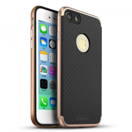 Husa  Iphone 7 Ipaky (4.7) - roz0
