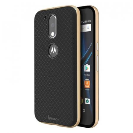 Husa Motorola Moto G4 Ipaky - gold0